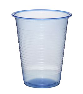 250ml Plastic Water Cups for Water Dispensers
