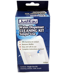 JustEau Water Cooler Cleaning Kit